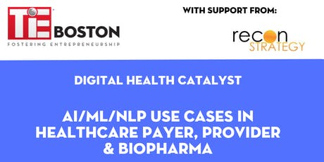 TiE Boston | Digital Health Catalyst tickets