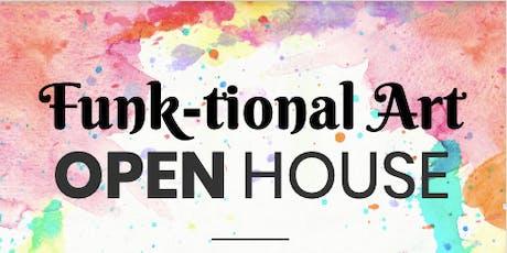 Funk-tional Art Open House tickets