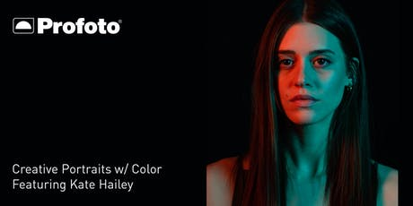 Profoto TTL Tuesday: Creative Portraits with Color! tickets
