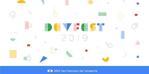 DevFest San Francisco de Campeche 2019