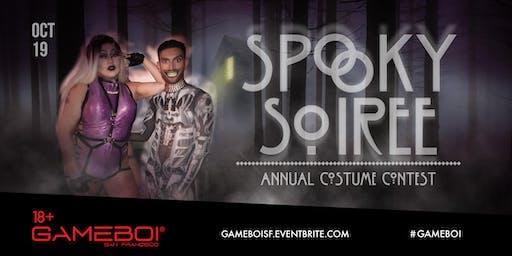 GameBoi SF - Spooky Soiree at Origin, 18+