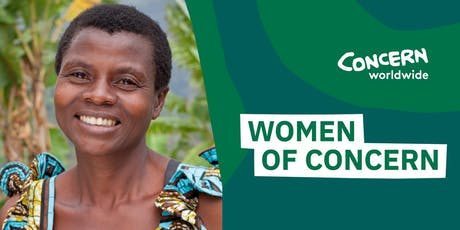 Women of Concern tickets