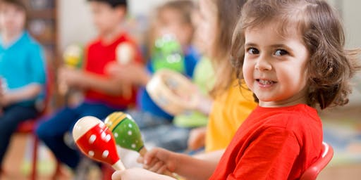 FREE Trial Class for Golden Acorn Music! 10:00 – 10:45 am (Birth – 5 years)