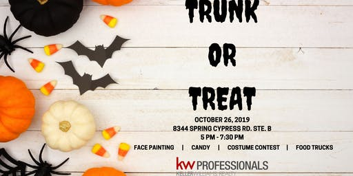 KWP Trunk or Treat