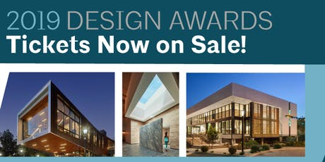 2019 AIA San Diego Design Awards Ceremony & Reception tickets