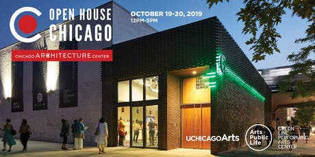 Open House Chicago at Green Line Performing Arts Center tickets