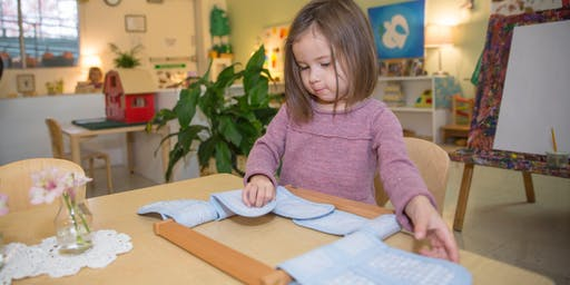 Seminar for Montessori Toddler Teachers