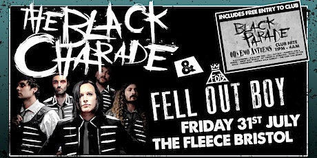 The Black Charade (My Chemical Romance tribute) + Fell Out Boy tickets
