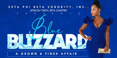 Blue Blizzard
