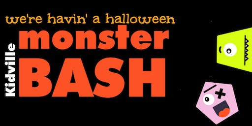 Kidville Closter Monster Bash