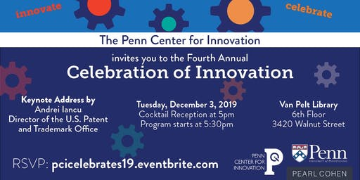Celebration of Innovation