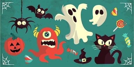 5th Annual Léman Halloween Bash! tickets