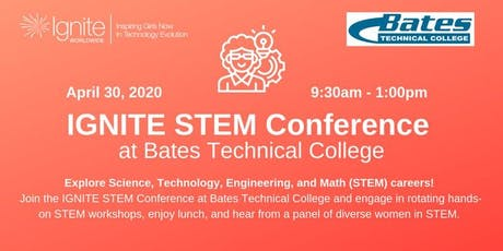 IGNITE Panel at STEM Conference at Bates Technical College - SOLD OUT tickets