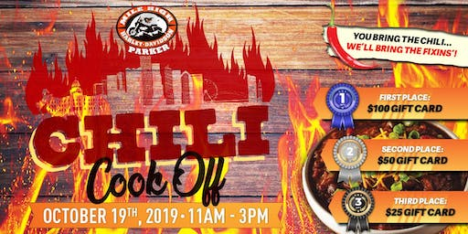 Parker Chili Cook Off