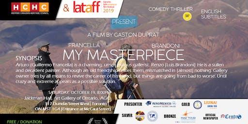 "LATAFF Argentinian Film ""My Masterpiece"""