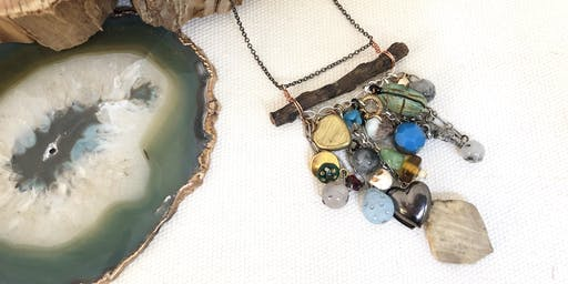 Favorite Found Pieces Pendants