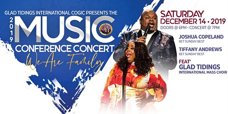 "GTI Mass Choir  ""We Are Family"" tickets"