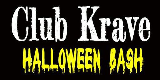 Club Krave Halloween Bash & Costume Contest 2019