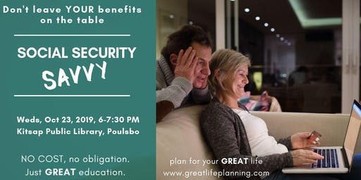 Social Security Savvy: Poulsbo