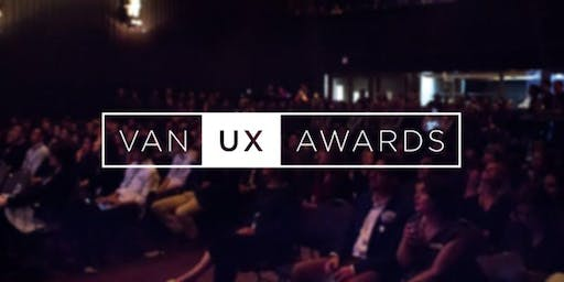 Vancouver UX Awards