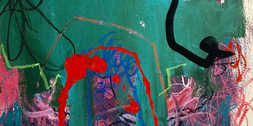 Artist Almanac: Abstract Painting with Theresa Vandenberg Donche