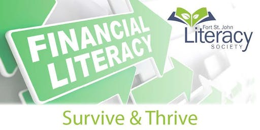 Financial Literacy - Survive & Thrive After Job Loss