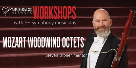 Woodwinds Workshop: Mozart Octets! tickets