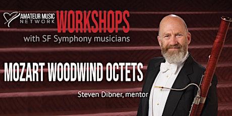 Woodwinds Workshop: Mozart Octets! tickets