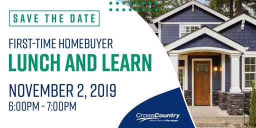 First-Time Homebuyer Lunch & Learn