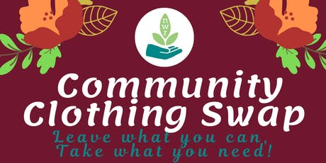 Community Clothing Swap tickets