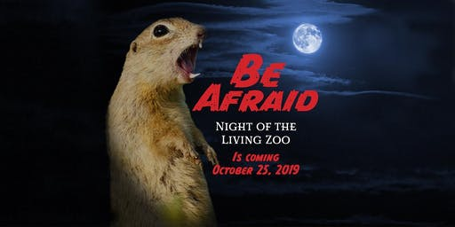 Night of the Living Zoo with First Year URSPs