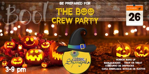 The Boo Crew Party CARACAS