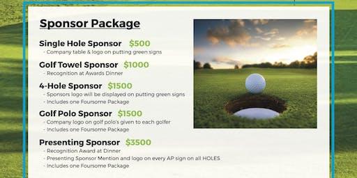 1st Annual ALWAYS PROGRESS Golf Tournament
