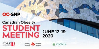 Canadian Obesity Student Meeting 2020 (COSM)