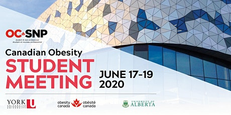Canadian Obesity Student Meeting 2020 (COSM) tickets