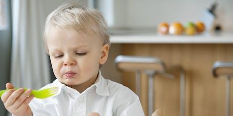 Complex Feeding Disorders in Pediatrics: A Spotlight on Nutrition tickets