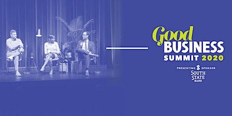 Good Business Summit 2020 tickets