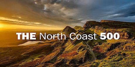 North Coast 500 Cycle tickets