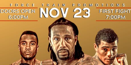Next Fight Up VIII - Live Boxing - Houston tickets