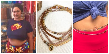 Make Your Own Waist Beads tickets