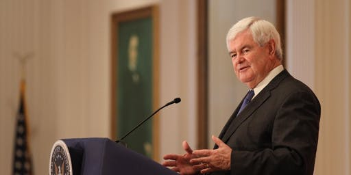 Meet Newt Gingrich at the Nixon Library
