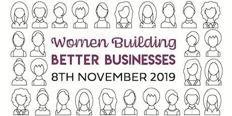Women Building Better Businesses tickets