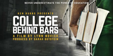 College Behind Bars Screening & Discussion with Filmmakers tickets