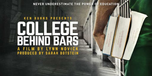 College Behind Bars Screening & Discussion with Filmmakers