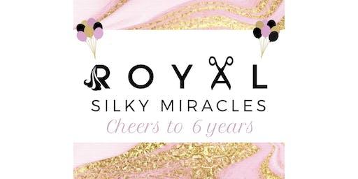 RoyalSilkyMiracles: Cheers to 6 years