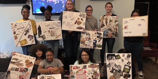 """A """"I Am Becoming... & Vision Board"""" Workshop"""