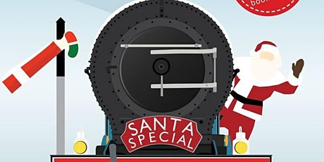 Santa Special Train 12 - Steam - Dublin Connolly to Maynooth & Return SOLD OUT tickets