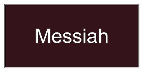 Messiah Concert tickets