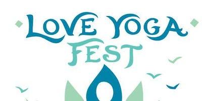 Love Yoga Festival 2020