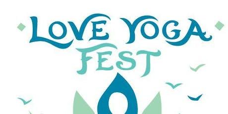 Love Yoga Festival 2020 tickets